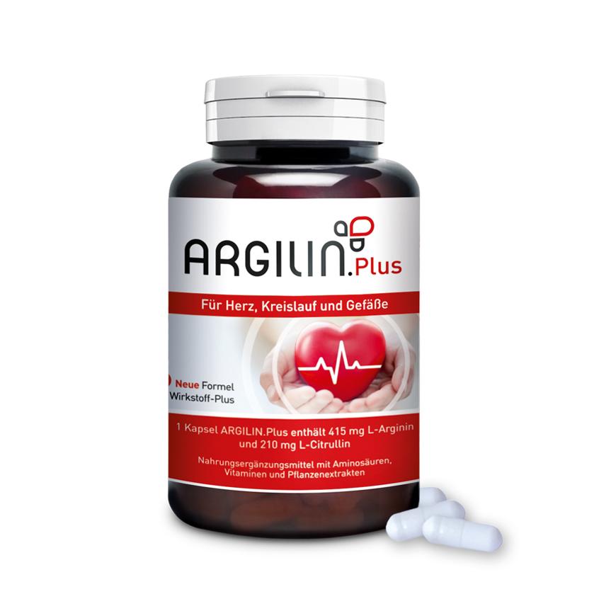 Argilin Plus Kobipräparat Herz-Kreislauf-Erkrankungen