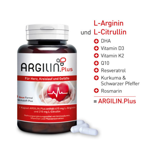 Wellnest International - Argilin Plus
