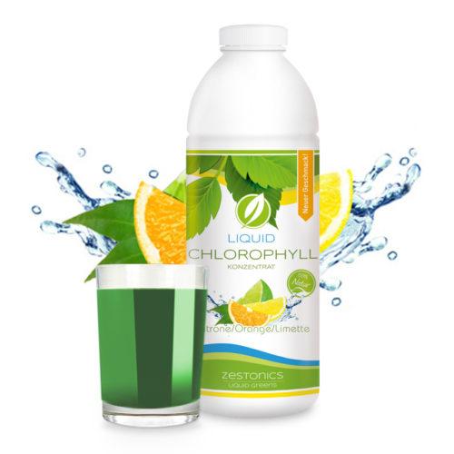 Zestonics - Liquid Chlorophyll