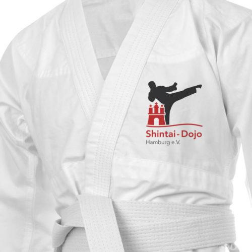 Logo Design Shintai-Dojo Hamburg e.V.